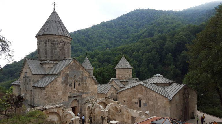 Агарцин монастырь